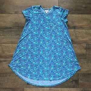 LuLaRoe Girl's Scarlett Dress 12/14